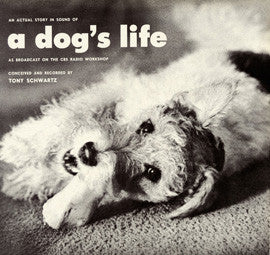 An Actual Story in Sound of a Dog's Life CD