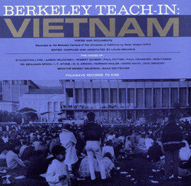 Berkeley Teach-in: Vietnam CD
