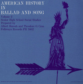 American History in Ballad and Song, Vol.2 CD