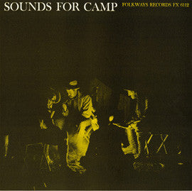 American Folk Anthologies  Songs for Camp (1964) CD