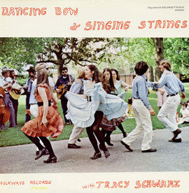 Tracy Schwarz  Dancing Bow and Singing Strings (1979) CD