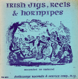 Irish Jigs, Reels and Hornpipes (1956)  CD