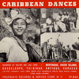Caribbean Dances (1953)  CD
