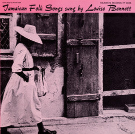 Jamaican Folk Songs (1954)  Louise Bennett CD
