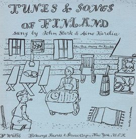 Tunes and Songs of Finland (1957)  CD