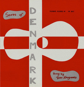 Songs of Denmark (1957)  Dan Kaugaard CD