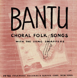 Bantu Choral Folk Songs CD