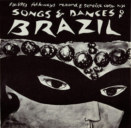 Songs and Dances of Brazil (1956)  CD