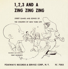1, 2, 3 and a Zing Zing Zing (1952) CD
