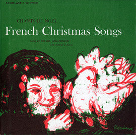 French Christmas Songs  Chants de Noel (1956)  Helene Baillargeon CD