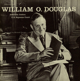 An Interview with William O. Douglas CD