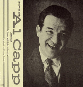 An Interview with Al Capp CD