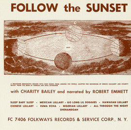 Follow the Sunset (1953)  Charity Bailey CD