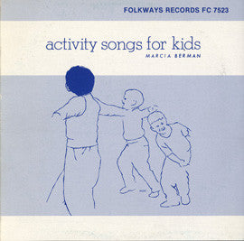 Activity Songs for Kids CD