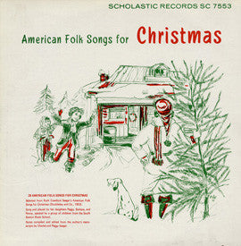 American Folk Songs for Christmas CD