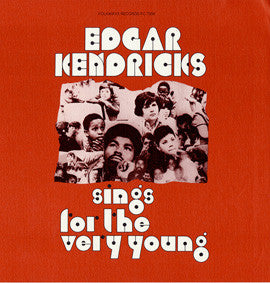Edgar Kendricks Sings for the Very Young (1976)  CD
