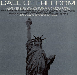 Call of Freedom CD