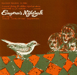 Andersen's The Emperor's Nightingale CD