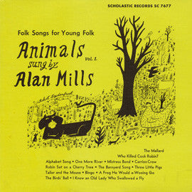 Alan Mills: Animals, Vol.1 CD