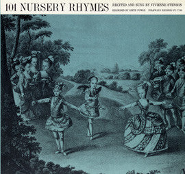 101 Nursery Rhymes (1950) CD