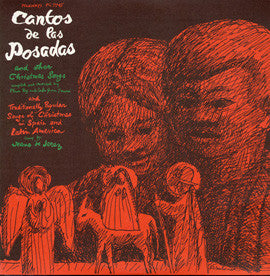 Cantos de las Posadas and Other Christmas Songs (1963)  Jesus de Jerez CD