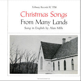 Christmas Songs from Many Lands CD