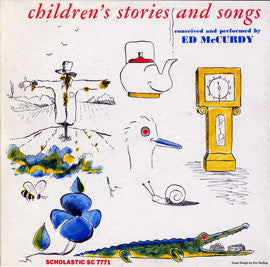 Children's Songs and Stories CD