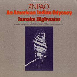 Anpao  An American Indian Odyssey (1977)  Jamake Highwater CD