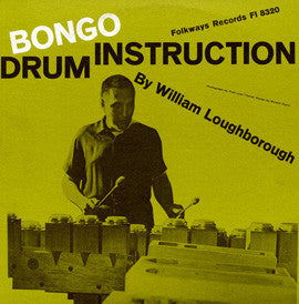 Bongo Drum Instruction CD