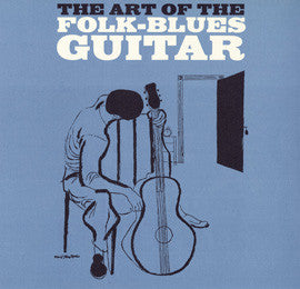 Jerry Silverman  The Art of the Folk-Blues Guitar, An Instruction Record (1964) CD