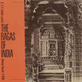 Dr. B.R. Deodhar Presents the Ragas of India (1962) CD
