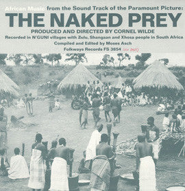 African Music from the Film - The Naked Prey CD