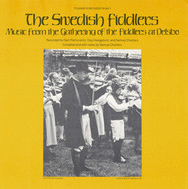 The Swedish Fiddlers  Music from the Gathering of the Fiddlers at Delsbo (1978)  CD
