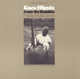 Kora Music from the Gambia  Foday Musa Suso CD