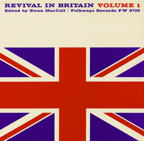 Revival in Britain, Vol. 1 (1962)  Matt McGinn CD