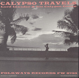 Calypso Travels (1959)  Lord Invader CD