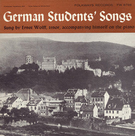German Student Songs (1959)  CD