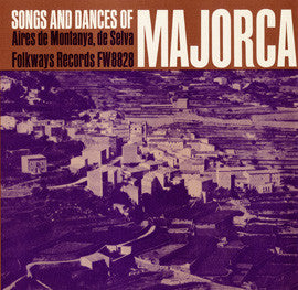 Songs and Dances of Majorca (1964)  CD