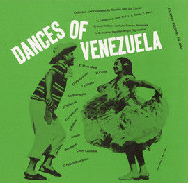 Dances of Venezuela (1958)  CD