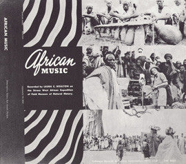 African Music (1957) CD