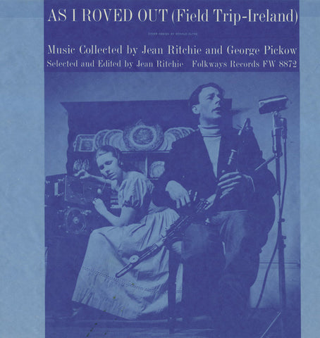As I Roved Out (Field Trip-Ireland) (1960)  CD