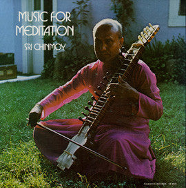 Sri Chimnoy   Music for Meditation (1976) CD