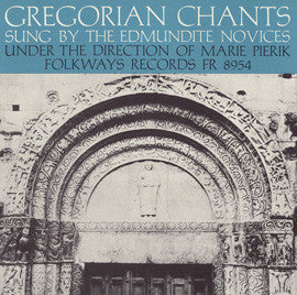 Gregorian Chants (1961) CD