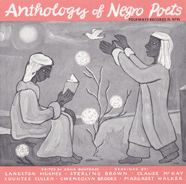 Anthology of Negro Poetry CD