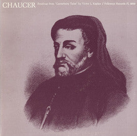 Chaucer: Readings from Canterbury Tales CD