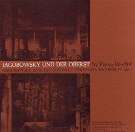 Jacobowsky und der Oberst - Jacobowsky and the Colonel: By Franz Werfel