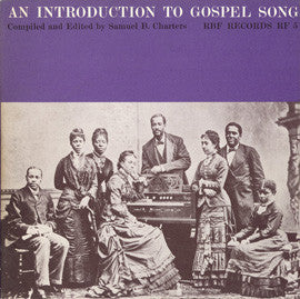 Introduction to Gospel Song (1962)  CD