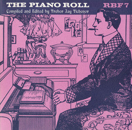The Piano Roll  A Study of the Home Player Piano (1964)  CD