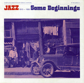 Jazz  Some Beginnings 1913-26 (1977)  Bert Williams, Fred Van Eps, Mamie Smith, others CD