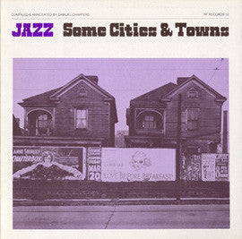 Jazz  Some Cities and Towns (1977)  Jabbo Smith, Fletcher Henderson, Dewey Jackson, others CD